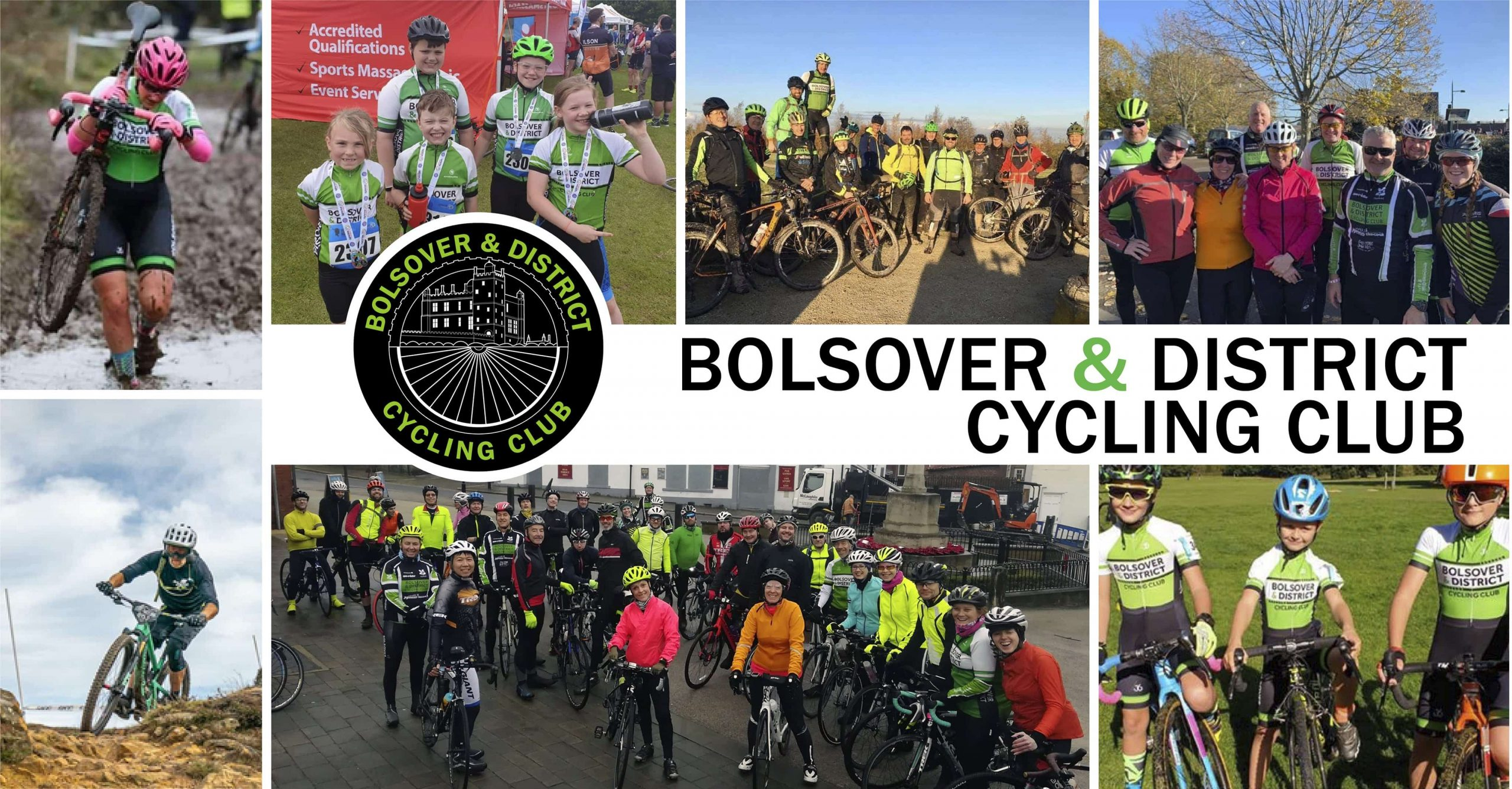Bolsover and District Cycling Club - A Cycling Club For Everyone
